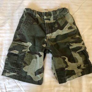 Boys Old Navy Camo Shorts